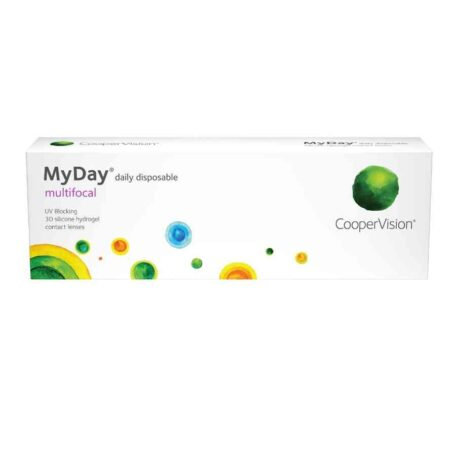 CooperVision MyDay Multifocal